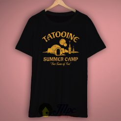 Tatooine Summer Camp Unisex Premium T Shirt Size S-2XL
