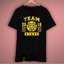 Teamstark Civil War Unisex Premium T Shirt Size S-2Xl