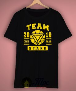 Teamstark Civil War Unisex Premium T Shirt Size S-2Xl