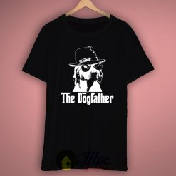 The Dogfather Funny T Shirt