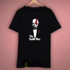 The God of War Graphic Tee Godfather Style