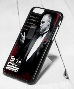 The Godfather Quotes iPhone 6 Case iPhone 5s Case iPhone 5c Case Samsung S6 Case and Samsung S5 Case