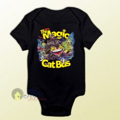 Totoro The Magic Cat Bus Neighbor Baby Onesie