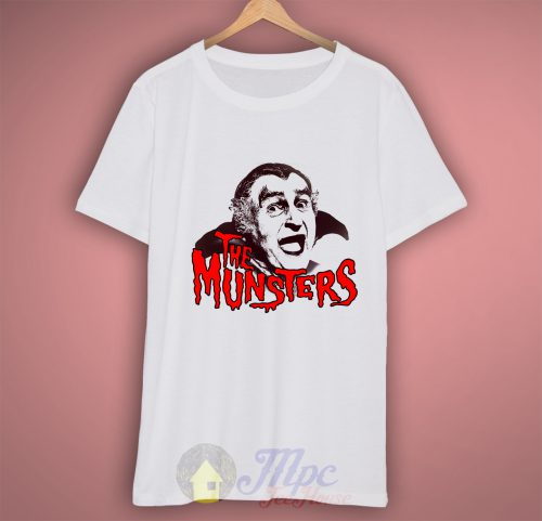 The Munsters Grandpa Classic T Shirt
