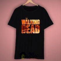 The Walking Dead Street Graphic T Shirt