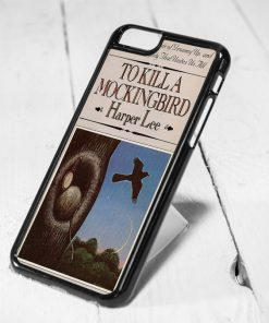 Tokilla Mockingbird Book Cover iPhone 6 Case iPhone 5s Case iPhone 5c Case Samsung S6 Case and Samsung S5 Case