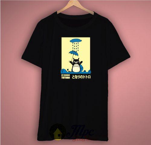 Totoro Neighbour Unisex Premium T Shirt Size S-2XL