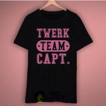 Twerk Team Captain Basic Tee