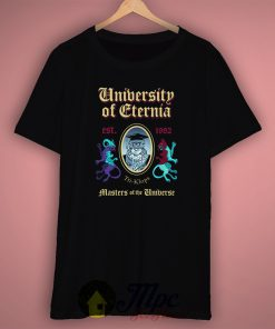 University Of Eternia College T Shirt