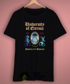 University Of Eternia College T Shirt