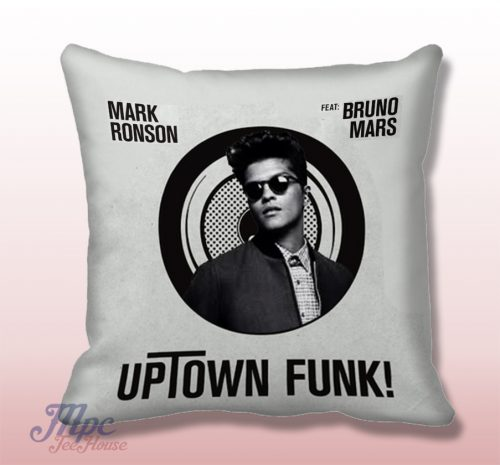 Uptown Funk Mark Ronson Throw Pillow Cover