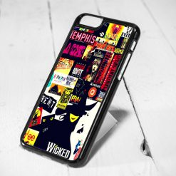 Wicked Broadway Musical iPhone 6 Case iPhone 5s Case iPhone 5c Case Samsung S6 Case and Samsung S5 Case