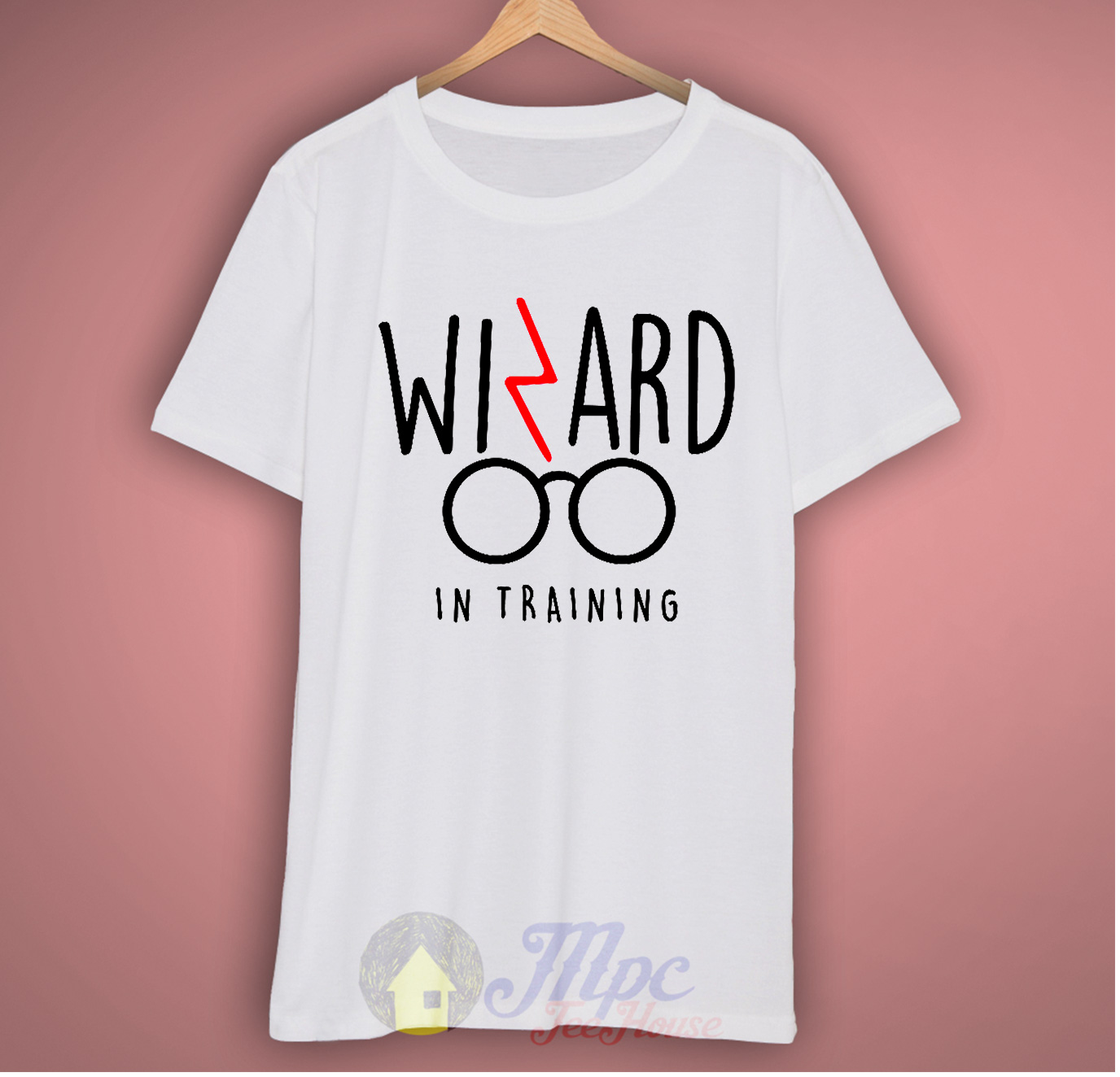 11daabfc Harry Potter Wizard in Training Quote T Shirt – Mpcteehouse: 80s Tees