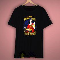 Wonder Woman Princess Cool Graphic T Shirt