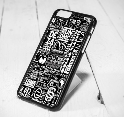 Wutang Hiphop Collage iPhone 6 Case iPhone 5s Case iPhone 5c Case Samsung S6 Case and Samsung S5 Case