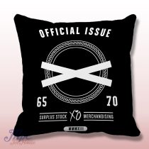 XO Weeknd Throw Pillow Cover