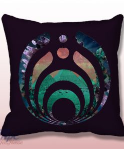 Bassnectar Symbol Throw Pillow Cover