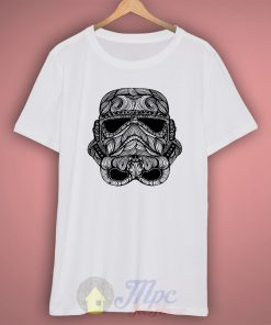 Stormtrooper Starwars Tribal T Shirt