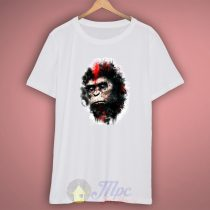 Dawn The Planet Ape T Shirt