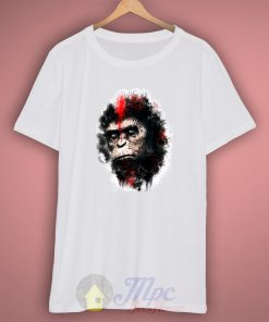 Dawn The Planet Ape T Shirt