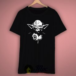 Funny Starwars Dj Yoda T Shirt