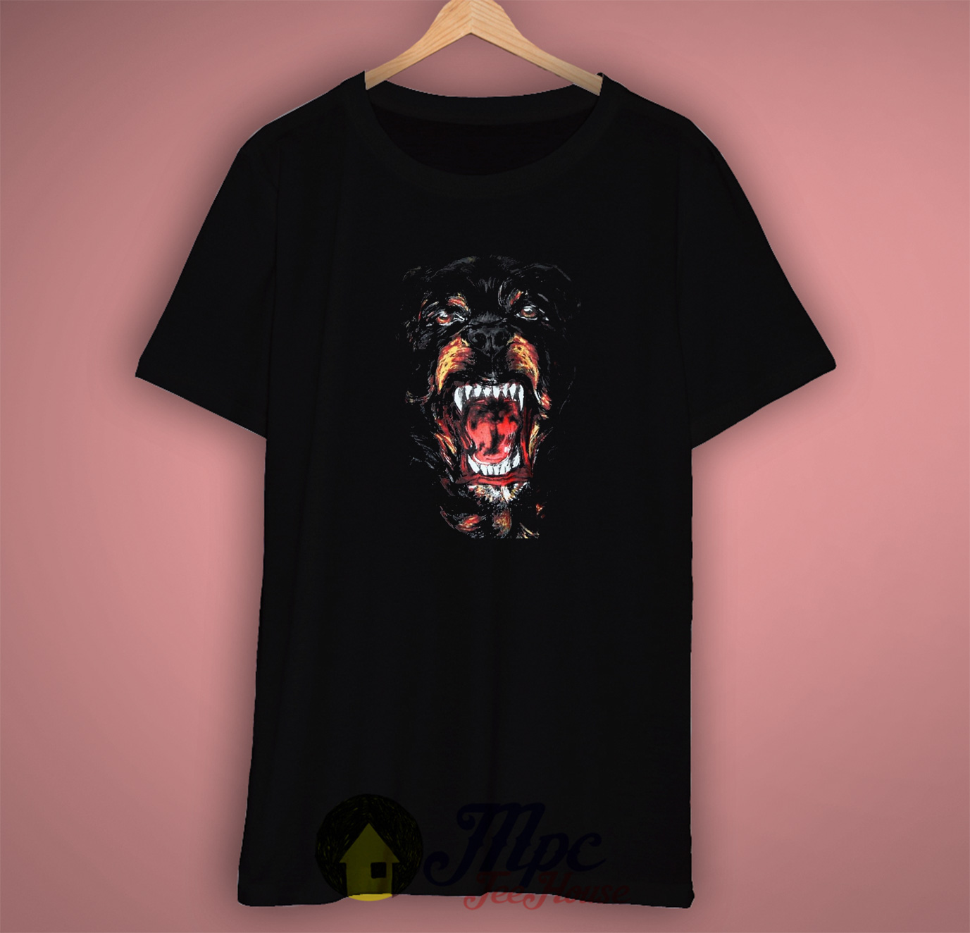 b6b58198 Givenchy Tee Dog | The Art of Mike Mignola