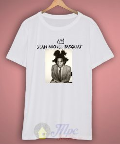 Jean Michel Basquiat T Shirt