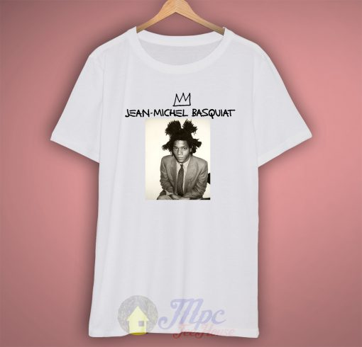 Jean Michel Basquiat T Shirt