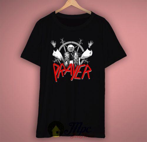 Minimalistic Funny Slayer T Shirt