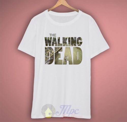 The Walking Dead Symbol Cool Graphic T Shirt
