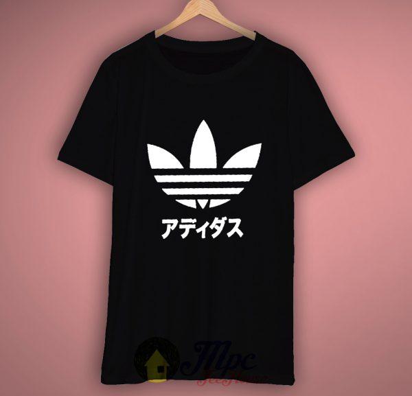 Adidash Japanese T Shirt