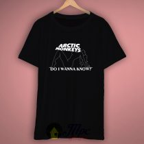 Arctic Monkeys Do I Wanna Know T Shirt