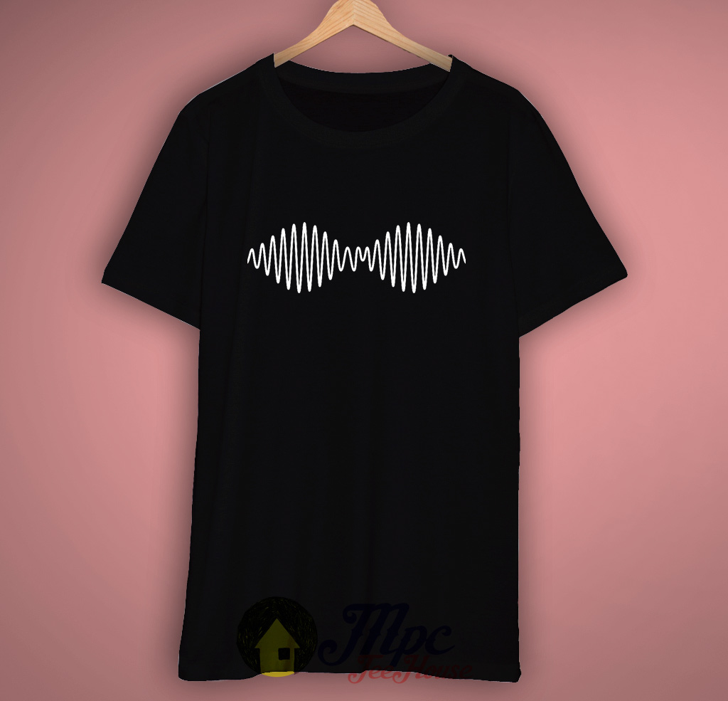 Arctic Monkeys Wave T Shirt