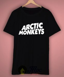 Arctic Monkeys Black T Shirt