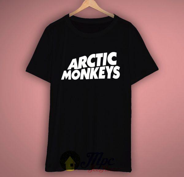Arctic Monkeys Black T Shirt