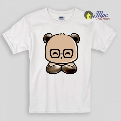 Chic Panda Kids T Shirts and Youth