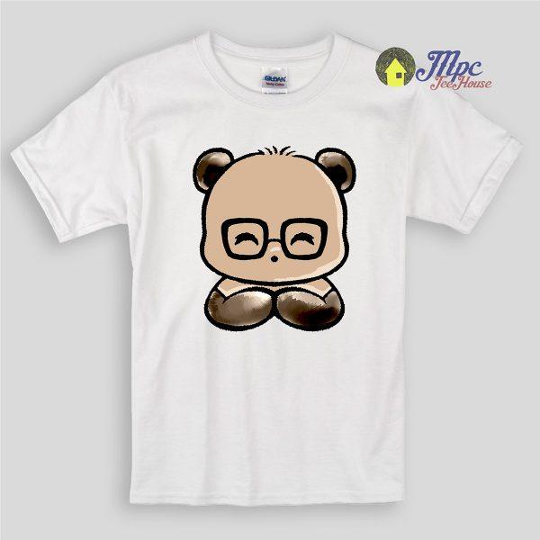 Chic Panda Kids T Shirts and Youth