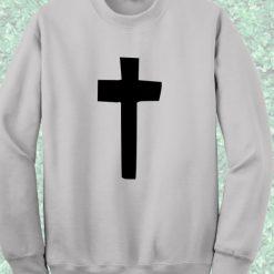 Cross Crewneck Sweatshirt