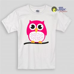 Cute Owl Kids T Shirts and Youth