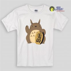 Totoro Lucky Kids T Shirts and Youth