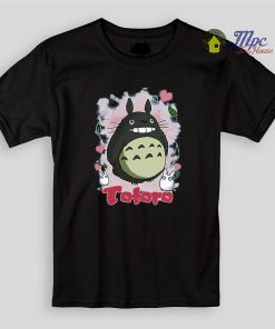 Cute Totoro Love Kids T Shirts and Youth
