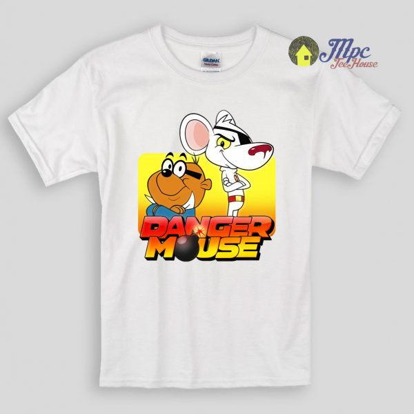 Danger Mouse Penfold Kids T Shirts And Youth