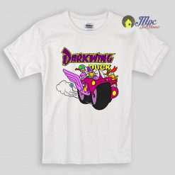 Darkwing Duck Motorcycle Kids T Shirts And Youth