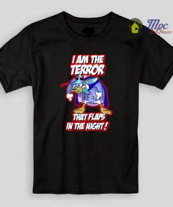 Darkwing Duck Night Terror Kids T Shirts and Youth