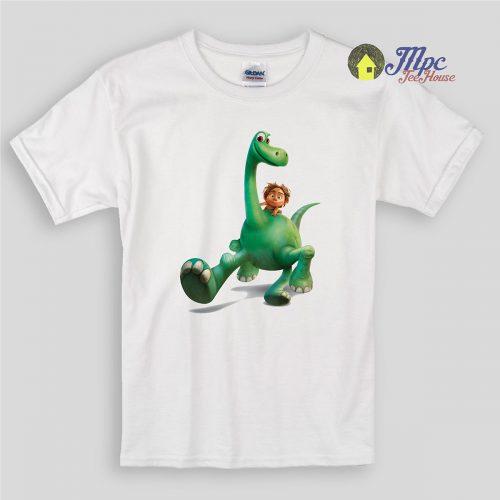 Good Dinosaur Kids T Shirts