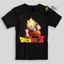 Dragon Ball Z Son Goku Super Saiyan Kids T Shirts