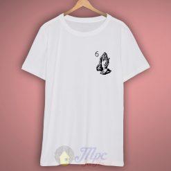 Drake Pray Hand T Shirt