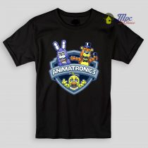 FNAF Animatronics Kids T Shirts and Youth
