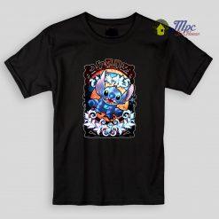 Funny Lilo Stitch Kids T Shirts