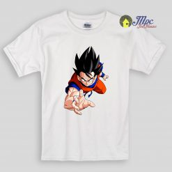 Goku Dragon Ball Z Kids T Shirts And Youth